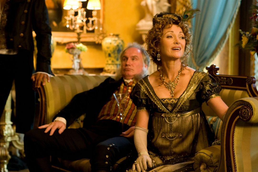 En tierra de Jane Austen : Foto Jane Seymour, Rupert Vansittart