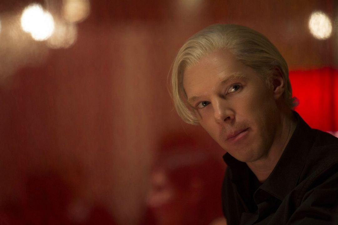 El quinto poder : Foto Benedict Cumberbatch