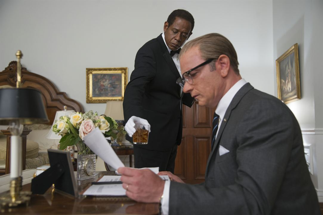 El mayordomo (The Butler): Forest Whitaker