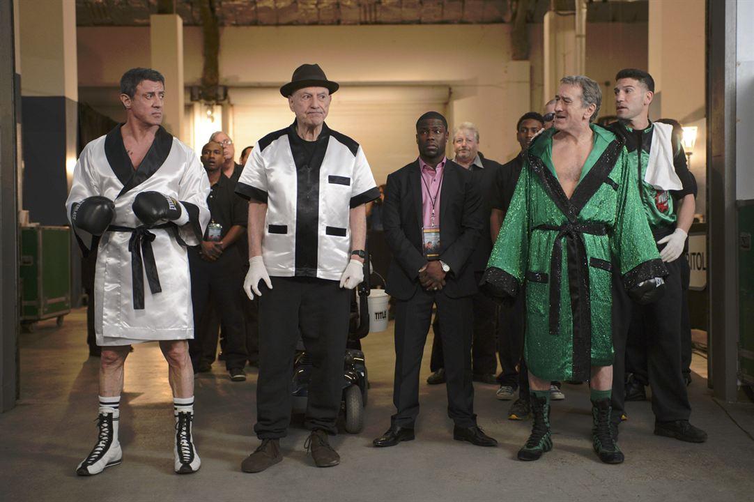 La gran revancha : Foto Alan Arkin, Jon Bernthal, Kevin Hart, Robert De Niro, Sylvester Stallone