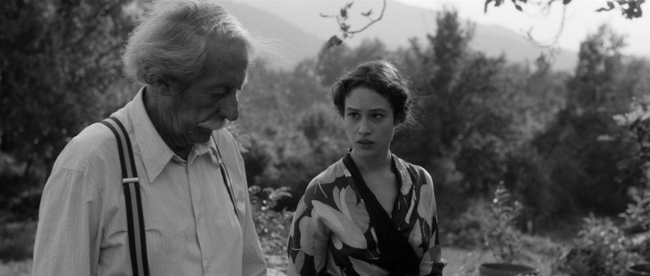 El artista y la modelo: Aida Folch, Jean Rochefort