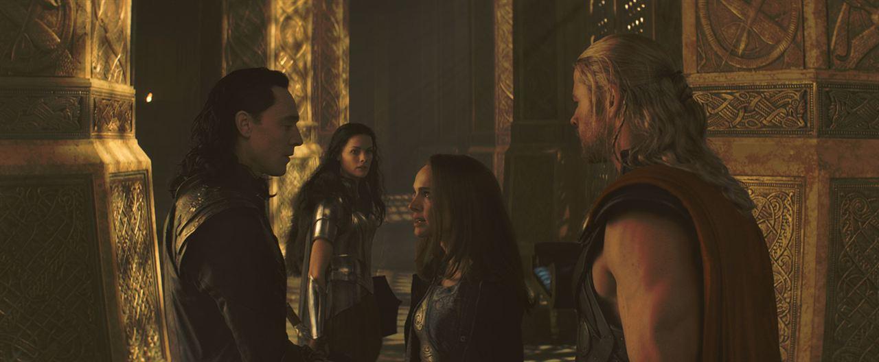 Thor: El mundo oscuro : Foto Natalie Portman, Tom Hiddleston