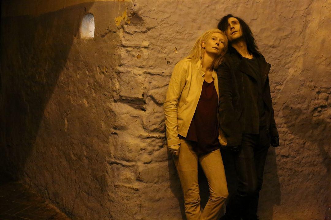 Sólo los amantes sobreviven : Foto Tilda Swinton, Tom Hiddleston