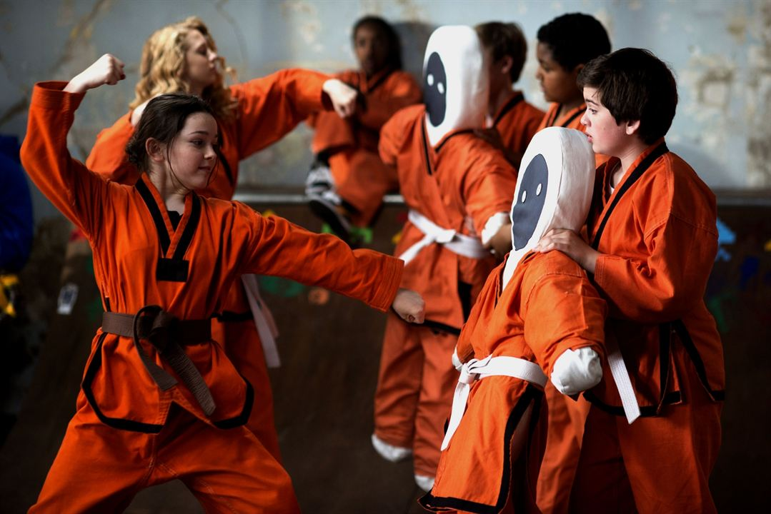 Street Dance: Pequeñas estrellas: Theo Stevenson, Fleur Houdijk