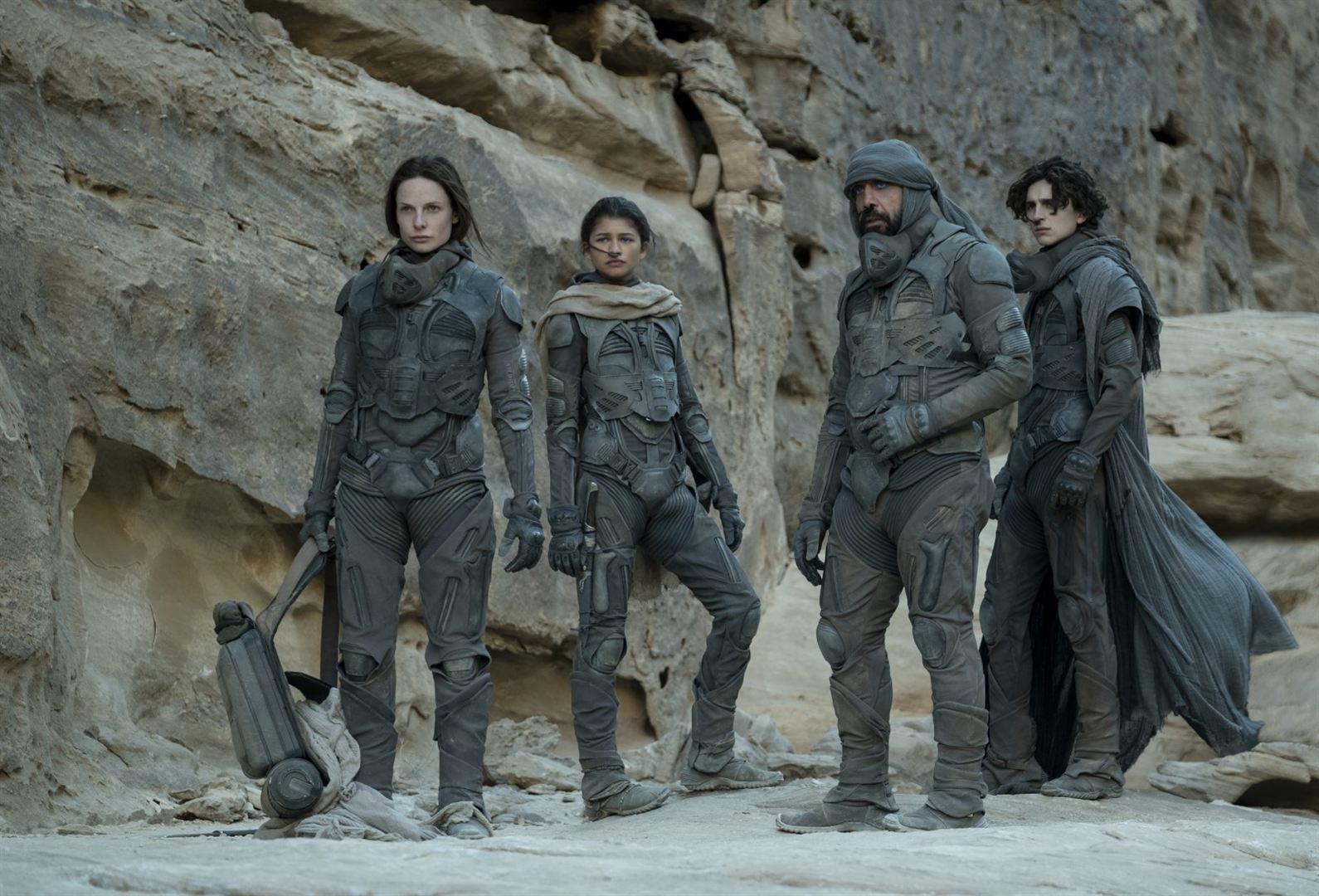 Dune, dirigida por Denis Villeneuve