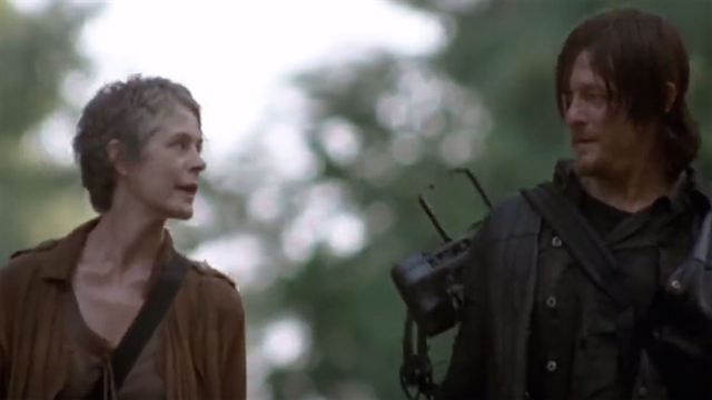 The Walking Dead Untitled Daryl and Carol Spin-off Teaser